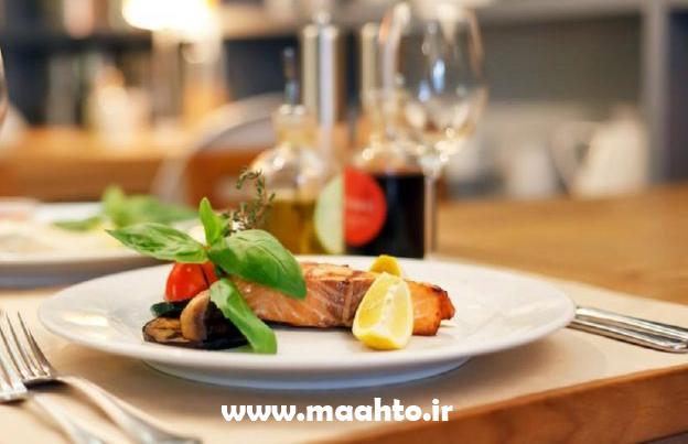 رستوران و آشپزخانه زعفران
