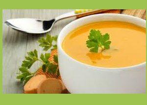 سوپ قرمز زعفرانی3