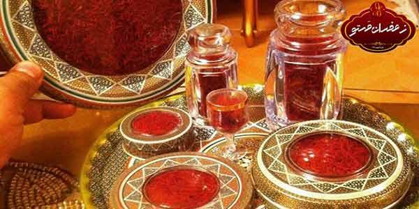 خرید مثقالی زعفران بسته بندی